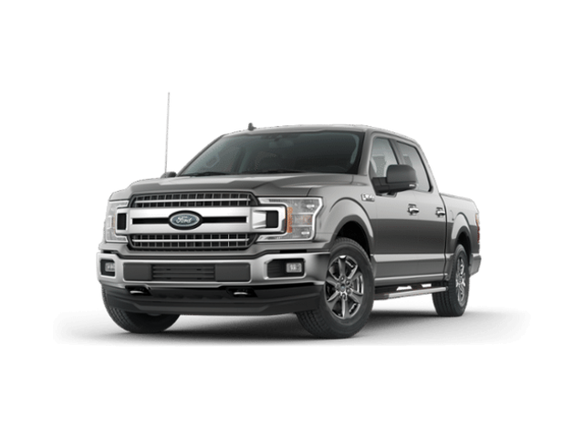 2019 Ford F-150 XLT 4WD SUPERCREW 5.5 BO Truck SuperCrew Cab
